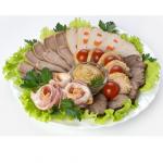 Ассорти мясное по домашнему с хреном (70 г)